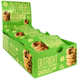 MTS Nutrition Outright Bar Chocolate Chip Peanut Butter Plant Based (12 Bars)