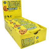 MTS Nutrition Outright Bar Chocolate Chip Sunflower Seed Butter (12 Bars)