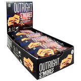 MTS Nutrition Outright Bar S'mores Peanut Butter (12 Bars)