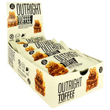 MTS Nutrition Outright Bar Toffee Peanut Butter (12 Bars)