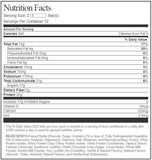 MTS Nutrition Outright Bar White Chocolate Chip Peanut Butter Nutrition Facts