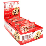 MTS Nutrition Outright Bar White Chocolate Cranberry Peanut Butter (12 Bars)