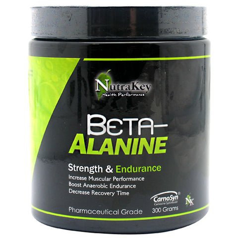 Nutrakey Beta-Alanine Unflavored (300 Grams)