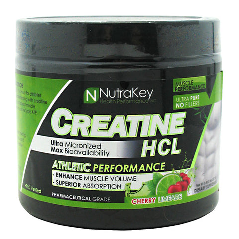 Nutrakey Creatine HCL Cherry Limeade (750 mg)