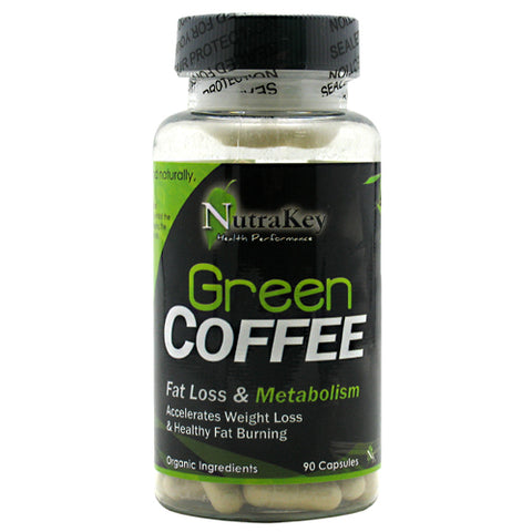 Nutrakey Green Coffee 400mg (90 Capsules)
