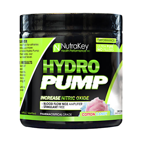 Nutrakey Hydro Pump Cotton Candy (150 Grams)