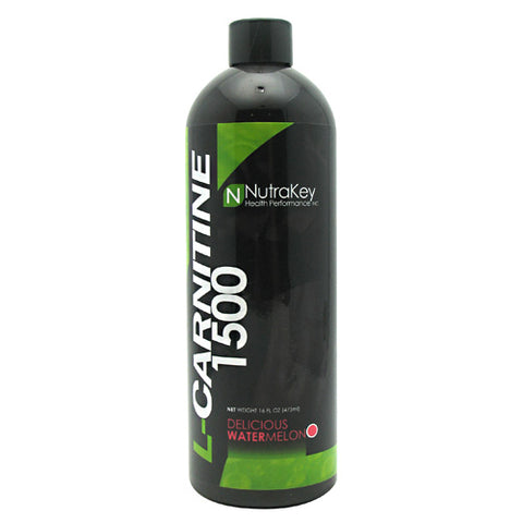 Nutrakey L-Carnitine 1500 Delicious Watermelon