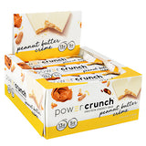 Power Crunch Protein Energy Bar Peanut Butter Crème (12 Bars)