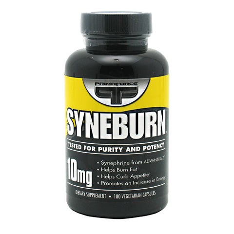 Primaforce Syneburn 10mg (180 Vegetarian Capsules)