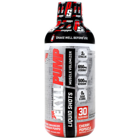 Pro Supps Dr. Jekyll Pump Cherry Popsicle 30 ea