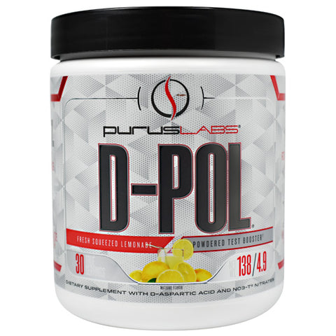 Purus Labs D-Pol Custard Creme 30 Servings