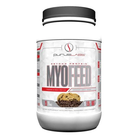 Purus Labs MyoFeed Chocolate Cookie Crunch 25 Servings