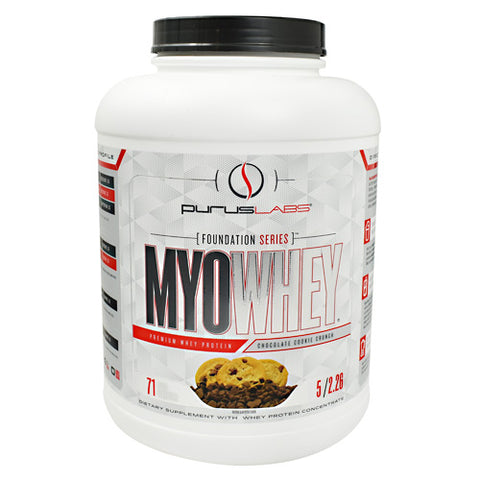 Purus Labs MyoWhey Chocolate Cookie Crunch 71 Servings
