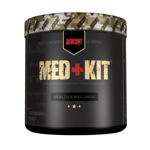 Redcon1 Med+Kit All In One Vitamin Kit 300 Tablets 60 ea