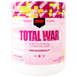 Redcon1 Total War Pre Workout Pink Lemonade (30 Servings)
