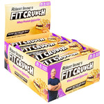 Robert Irvine's Fit Crunch Bar (12 Bars) — Peanut Butter and Jelly