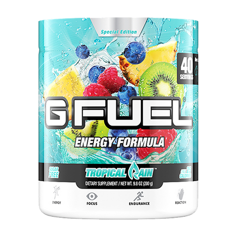 G Fuel Tropical Rain Tub (40 Servings)