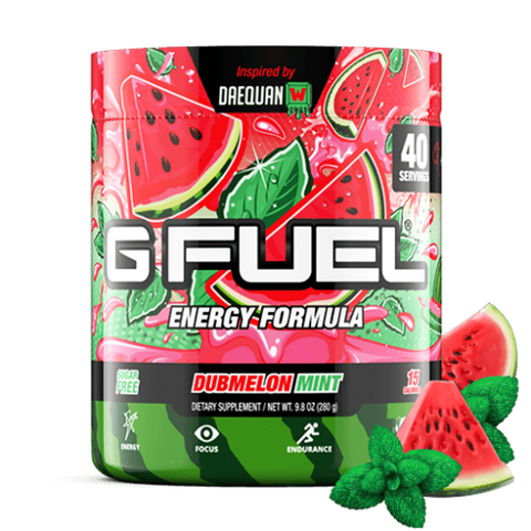 G Fuel Dubmelon Mint Tub (40 Servings)