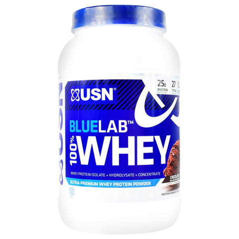 USN Blue Lab 100% Whey Chocolate (27 Servings)