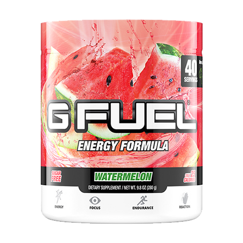 G Fuel Watermelon Tub (40 Servings)
