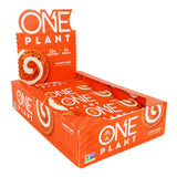 iSS Research ONE Plant Protein Bar Carrot Cake (12 Bars)