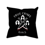 Throw Pillows - Black