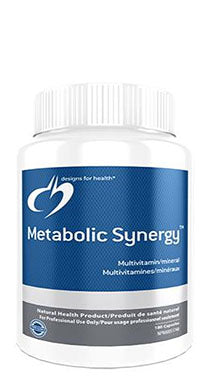 Metabolic Synergy™ Capsules 180 vegetarian capsules
