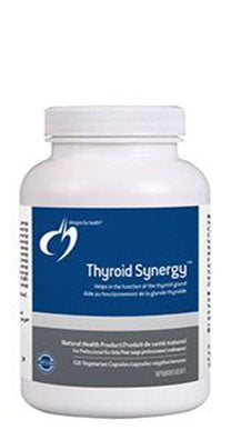 Thyroid Synergy Capsules 120s