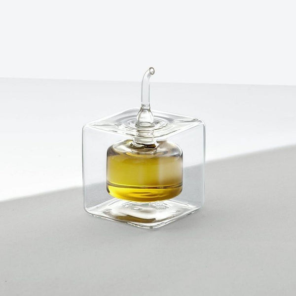 ICHENDORF Milano CUBE Double-wall Oil Bottle 150ml