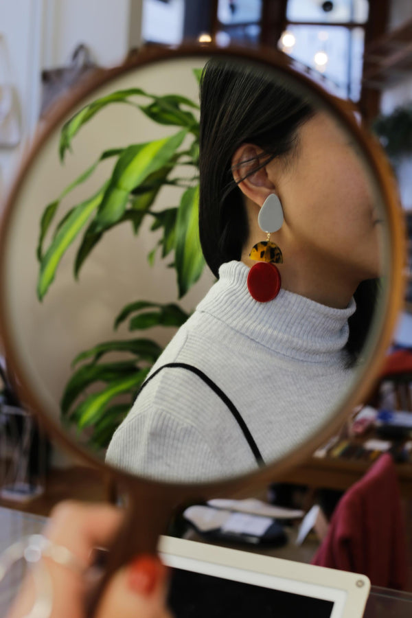 Atelier ST, CAT earrings