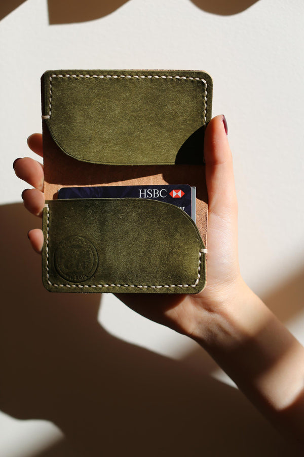 Atelier Eli Leather Card Holder