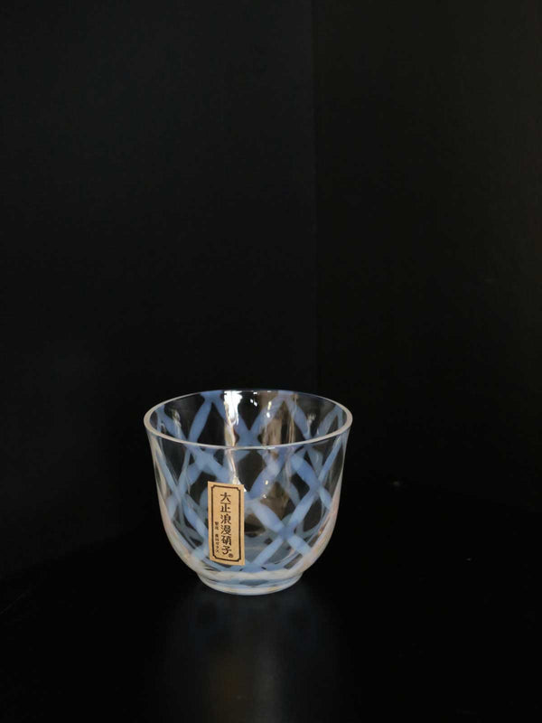 HIROTA Taisho Roman Water Tumbler - Lattice