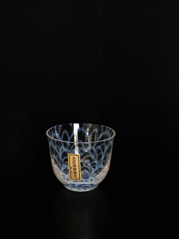 HIROTA Taisho Roman Water Tumbler - Sea Wave