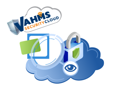 VAHMS Security - Cloud Hosted Access Control (Monthly Subscription)