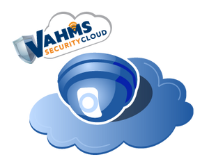 VAHMS Security - Cloud Hosted Video Service (Monthly Subscription)