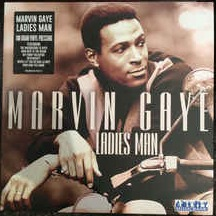 LP Marvin Gaye - Ladies Man