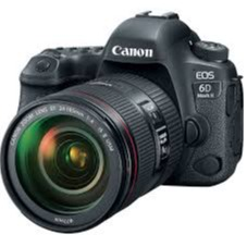 Canon 6D Mark II with 24-105