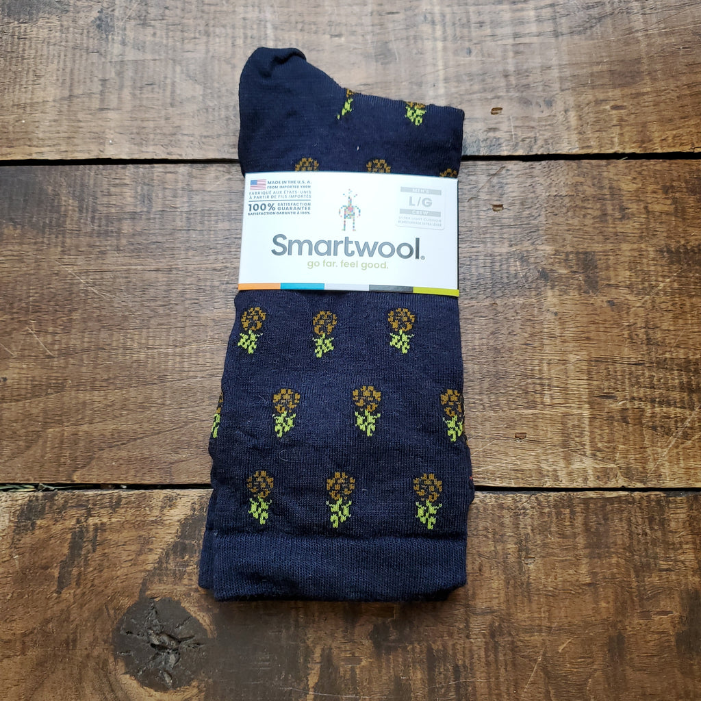 Smartwool Pineapple Parade Men's Crew Socks