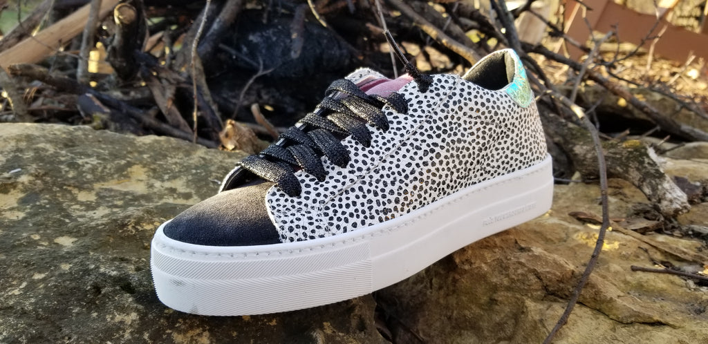 P448 F9 Thea Pepper dotted sneaker - Sneakers - P448 - shoostore