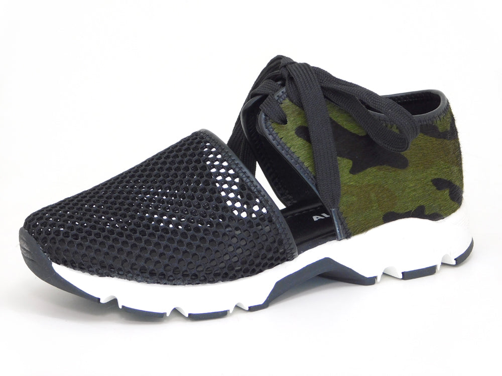 All Black Amazing Jungle Camo - Sneakers - All Black - shoostore