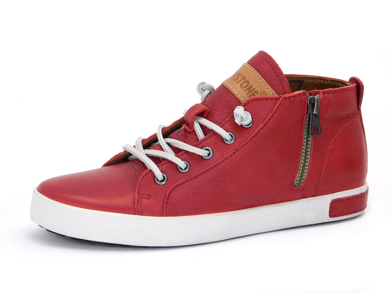 Blackstone JL24 Red - Sneakers - Blackstone Women's - shoostore