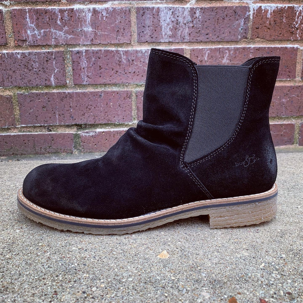 Bos. & Co. Beat Black - Boots - Bos. & Co. - shoostore