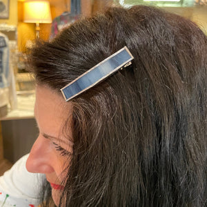 KB Large Glass Barrette