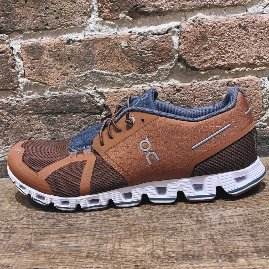 Men's ON Cloud Russet/Cocoa