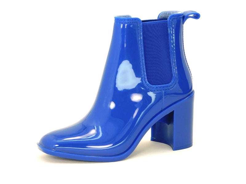 Jeffrey Campbell Hurricane Blue - Bootie - Jeffrey Campbell - shoostore