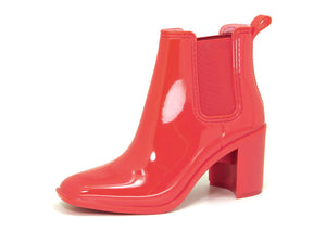 Jeffrey Campbell Hurricane Red - Bootie - Jeffrey Campbell - shoostore