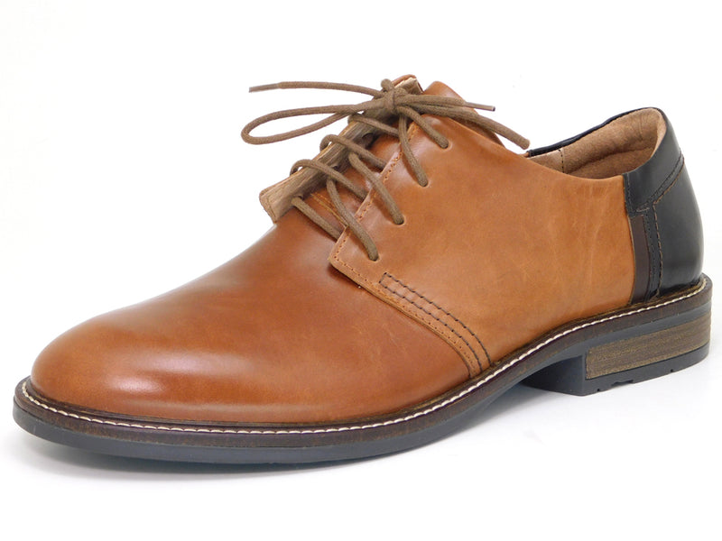 Naot Men's Chief Brown - Oxford - Naot - shoostore