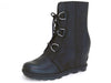 Joan of Arctic Wedge II blk - Boot - Sorel - shoostore
