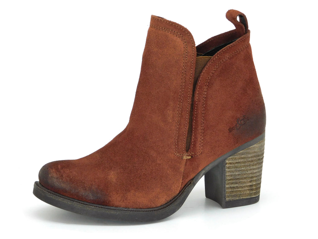 Bos. & Co. Belfield Brick - Bootie - Bos. & Co. - shoostore