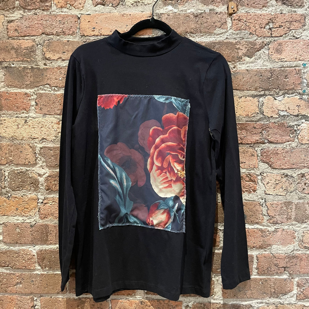Gearhead Long Sleeve Mock Tee